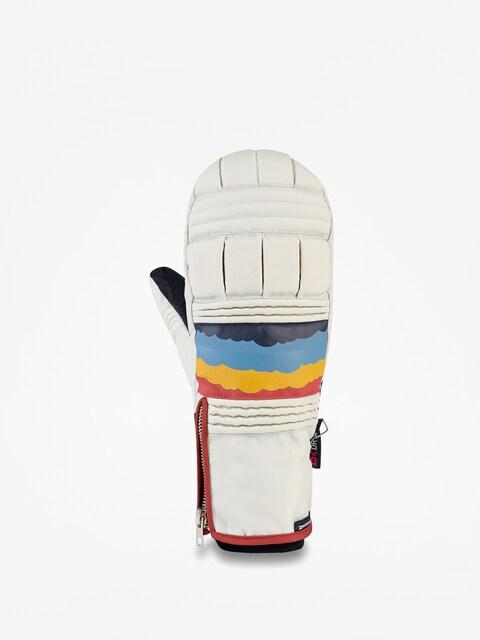 Dakine Pointer Mitt Gloves (hcsc rainbow)