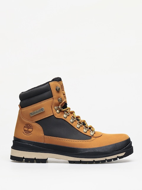 Timberland Field Trekker 91 Winter shoes (wheat nubuck w black)