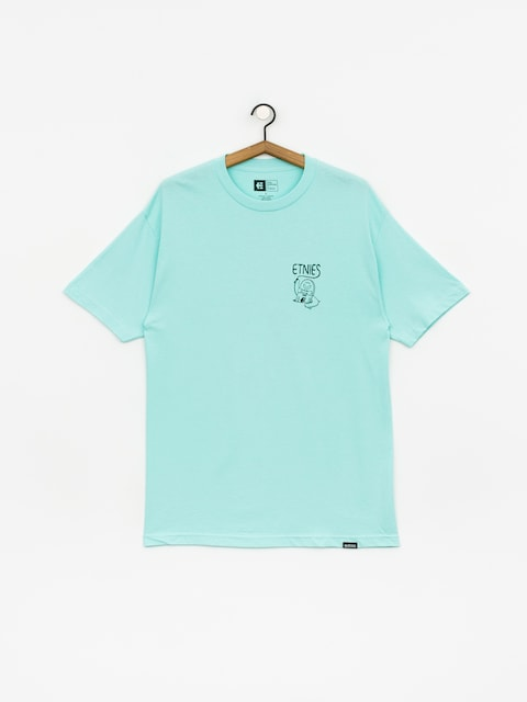 Etnies Phil Morgan Skate Tag T-shirt (aqua)
