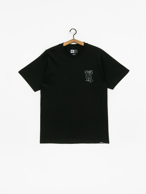 Etnies Phil Morgan Skate Tag T-shirt (black)