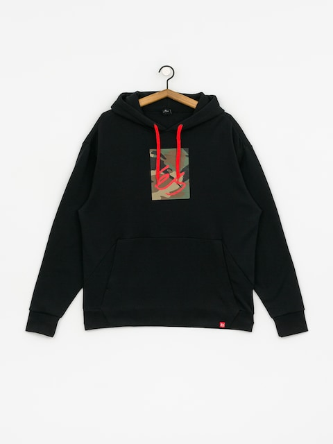 Es Block Tech HD Hoodie (black)