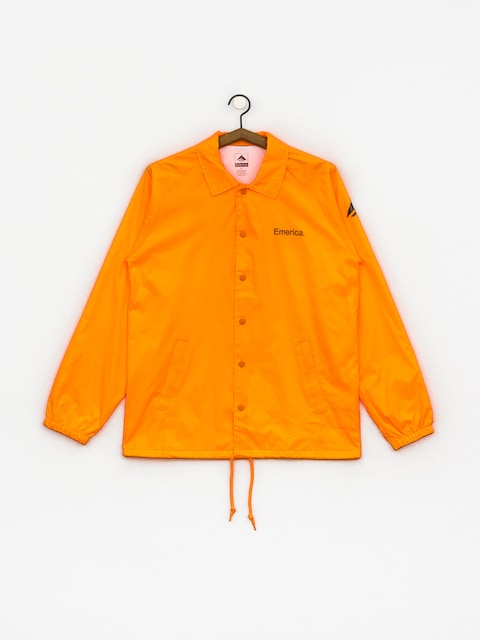 Emerica Undercover Jacket (orange)