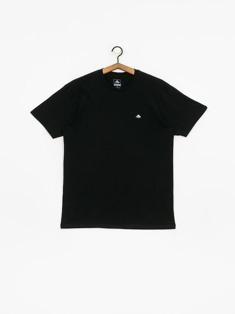 Emerica Triangle Staple T-shirt (black)