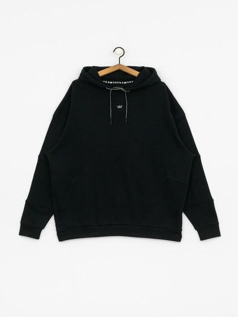 Supra 92 Fleece HD Hoodie (black)
