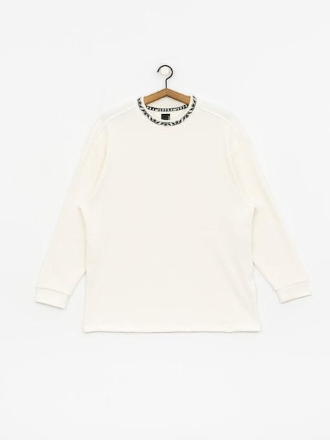 Supra Crown Waffle Sweatshirt (off white)