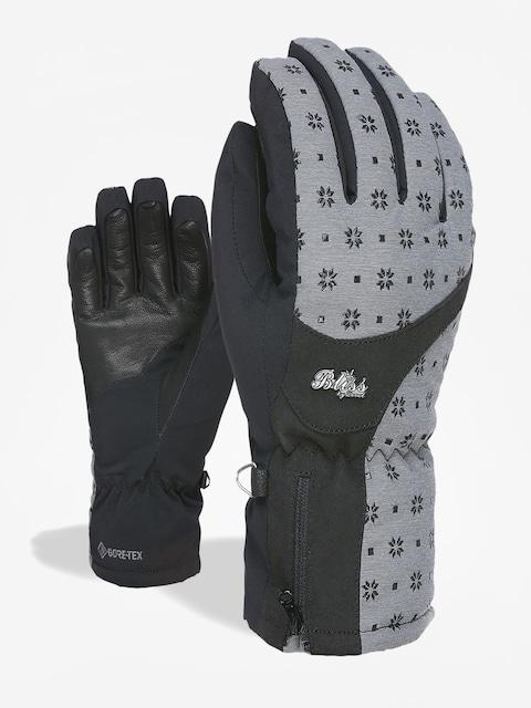 Level Bliss Emerald Gore Tex Gloves Wmn (pattern)