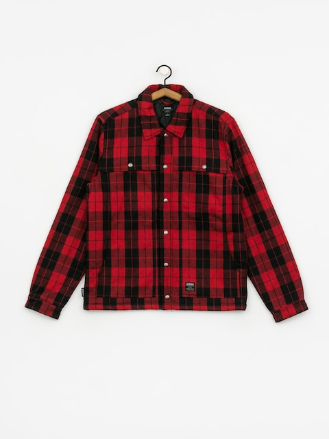 Etnies Nantan Wool Jacket (red/black)