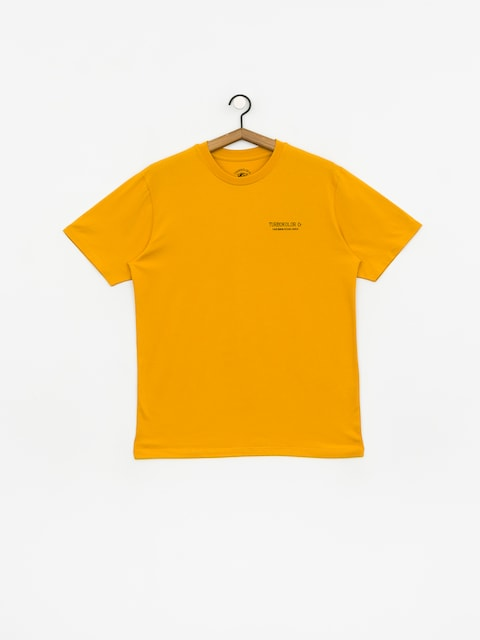Turbokolor Scout T-shirt (yellow)
