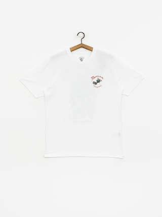 Turbokolor Wave T-shirt (white)