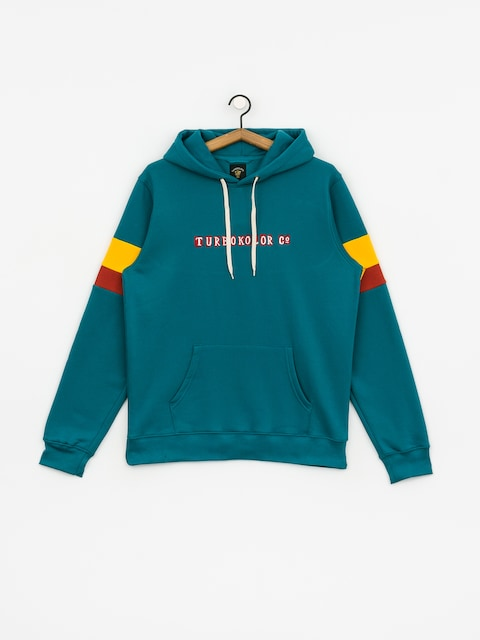 Turbokolor Blocks HD Hoodie