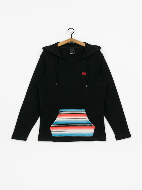 Supra Deathwish Poncho Sweatshirt (black)