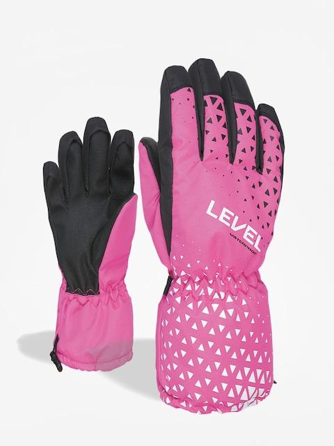 Level Funny Gloves (pink)