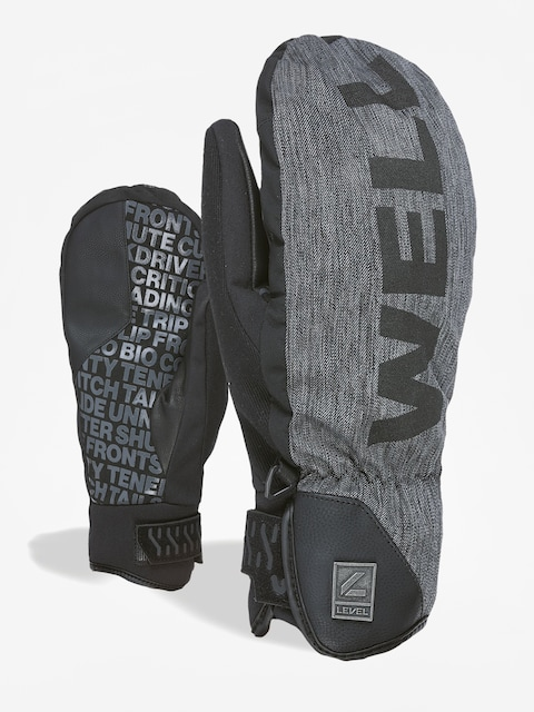 Level Suburban Mitt Gloves (dark)