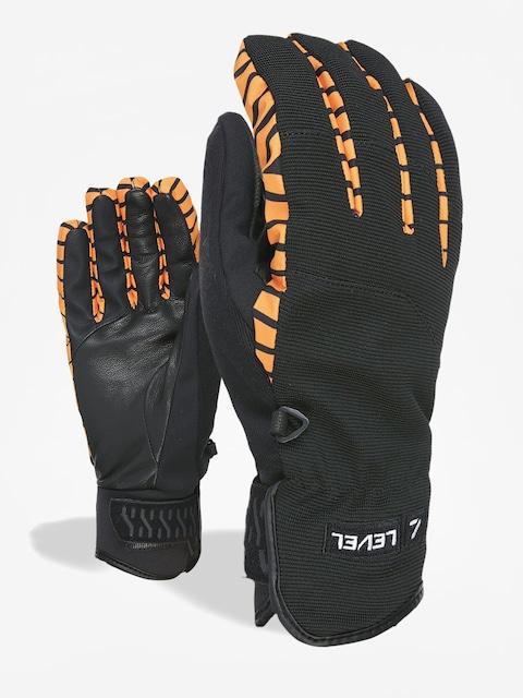 Level Suburban Rider Issue Gloves (pk black)