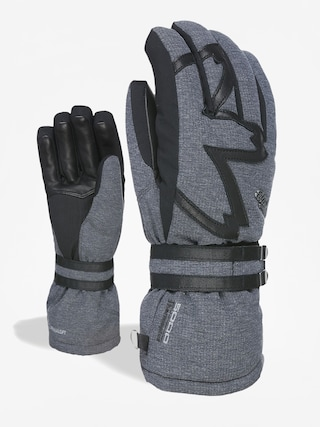 Level Bliss Oasis Plus Gloves Wmn (anthracite)