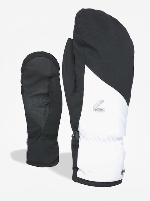 Level Astra Mitt Gore Tex Gloves Wmn (black white)