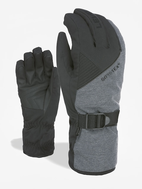Level Astra Gore Tex Gloves Wmn (black grey)