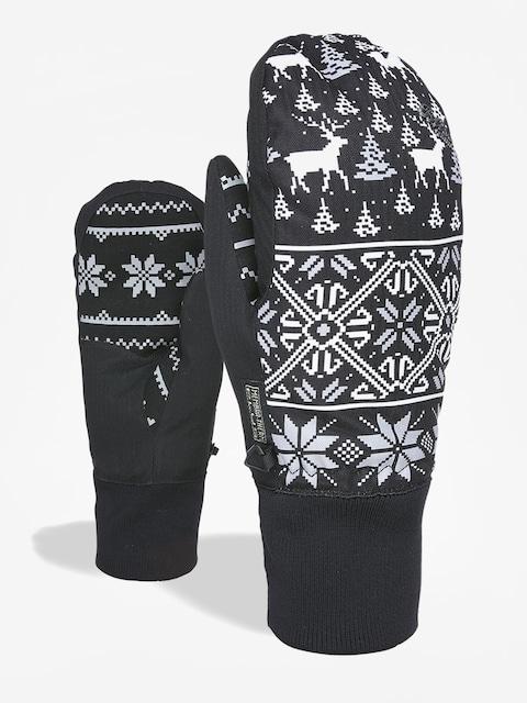 Level Bliss Coral Mitt Gloves Wmn