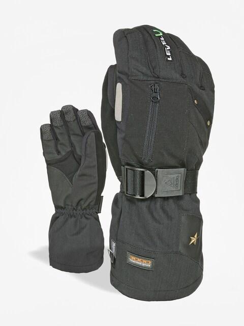 Level Star Trigger Gloves (black)