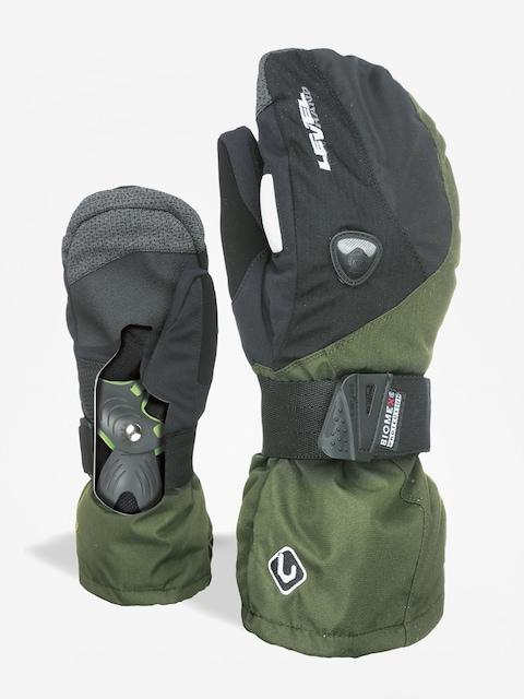 Level Fly Mitt Gloves (clay)