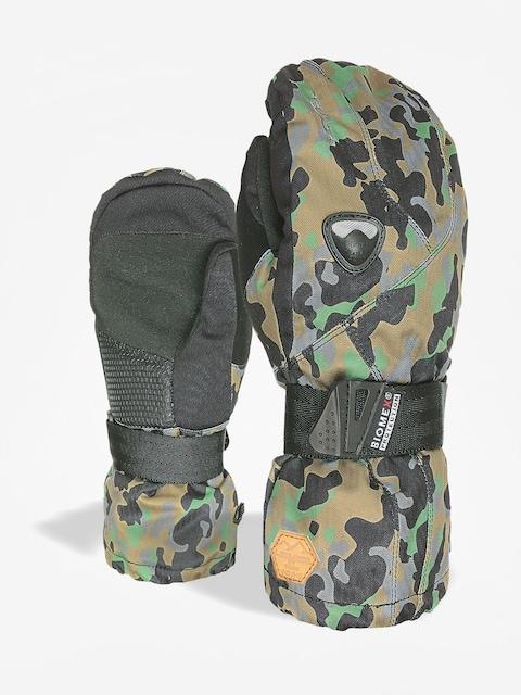 Level Fly Jr Mitt Gloves (camo)