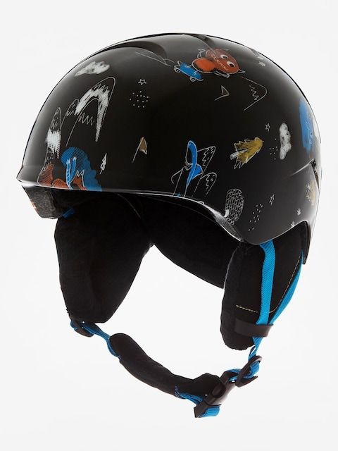 Quiksilver Slush Helmet (black snow party)