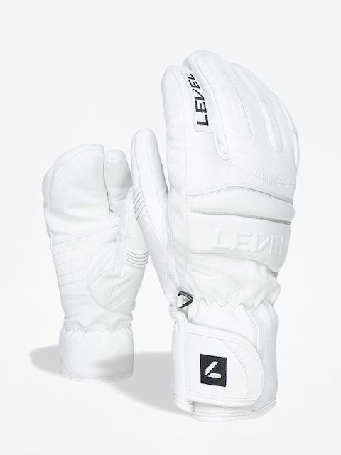 Level Rs Trigger Gloves (white)