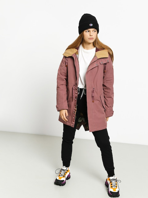 Burton Saxton Parka Jacket Wmn (rose brown)