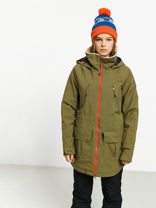 Burton Prowess Snowboard jacket Wmn (martini olive)