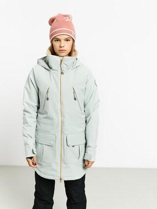 Burton Prowess Snowboard jacket Wmn (aquagr/aquarv)