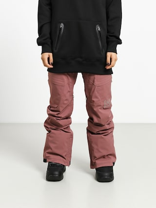 Burton Ak Gore Summit ins Snowboard pants Wmn (rose brown)