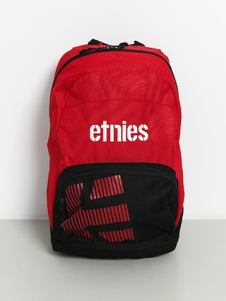 Etnies Locker Backpack (red/black)