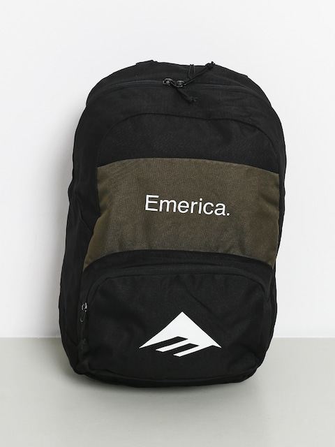 Emerica Backpack (black/green)