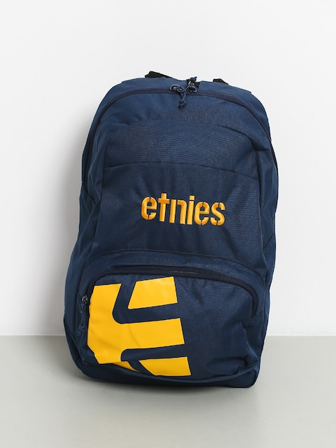 Etnies Locker Backpack (navy/yellow)