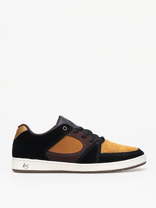 Es Accel Slim Shoes (black/brown)