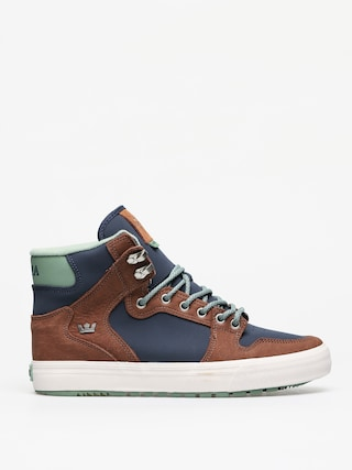 Supra Vaider Cw  Shoes (navy/brown bone)