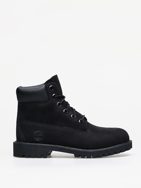 Timberland 6 In Premium Winter shoes (black nubuck)