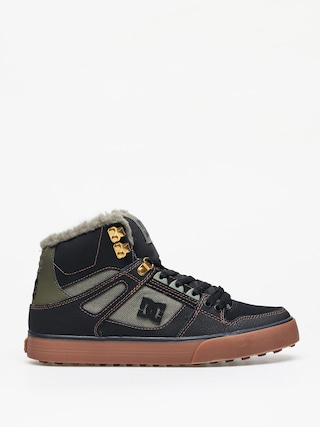 DC Pure Ht Wc Wnt Winter shoes (black/olive)
