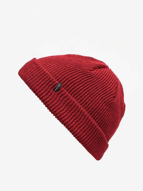 The Hive Docker Short Beanie (rubino)