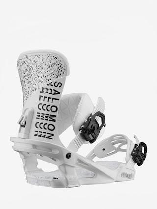 Salomon Trigger Snowboard bindings (white)
