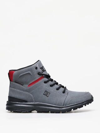 DC Torstein Winter shoes (grey/black/red)