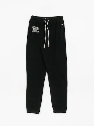 Volcom Lil Fleece Pants Wmn (black)