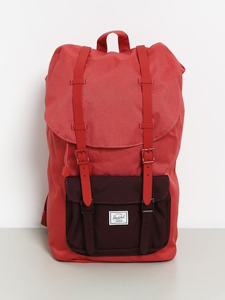 Herschel Supply Co. Little America Backpack (mineral red/plum)