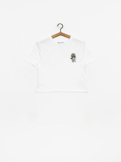 Element Optimist Crop T-shirt Wmn (white)