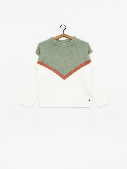 Roxy Trip For Two Sweater Wmn (snow white)