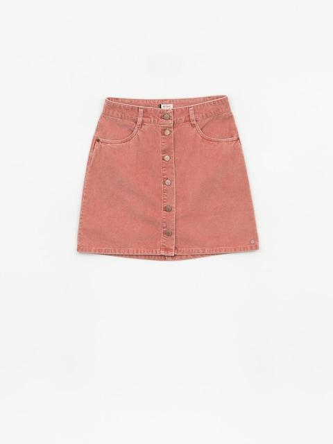 Roxy Unforgettable Fall Skirt Wmn (cedar wood)
