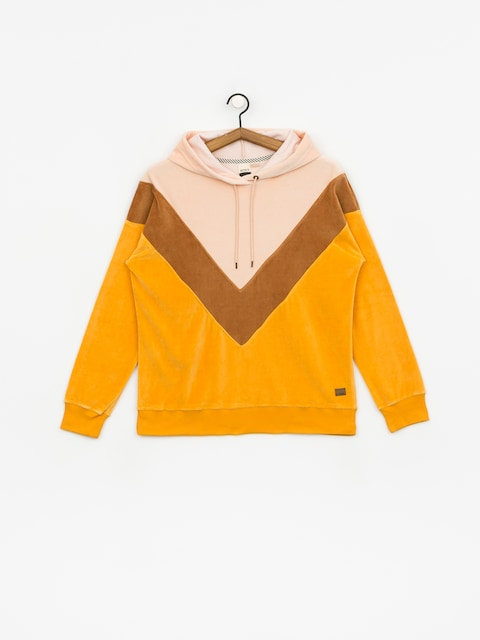 Roxy Chasing Waves HD Hoodie Wmn (golden glow)