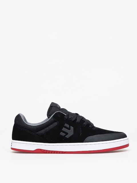 Etnies Marana Shoes (black/white/red)
