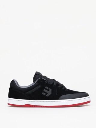 Etnies Marana Shoes (black/white/red)