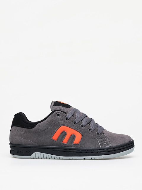 Etnies Calli Cut Shoes (grey/black/orange)